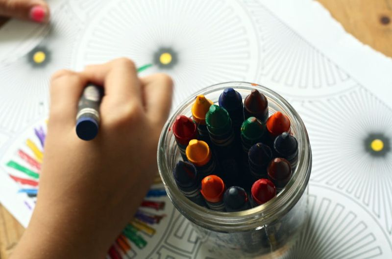 Kinderbetreuung Coesfeld Malen
