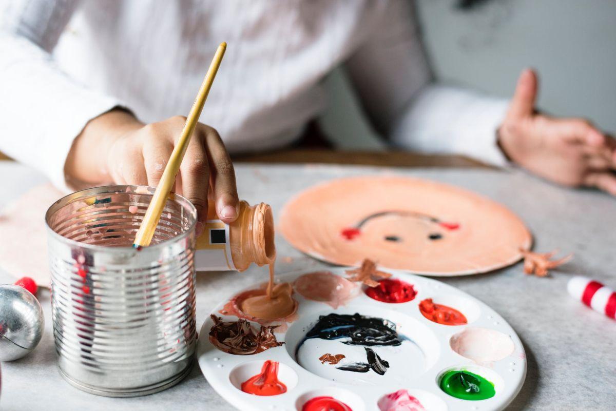 Kinderbetreuung Greven malen