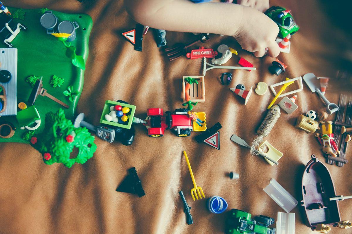 Kinderbetreuung Greven spielen