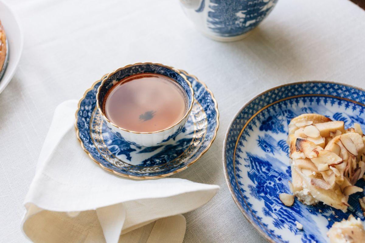 Tee Seniorenbetreuung