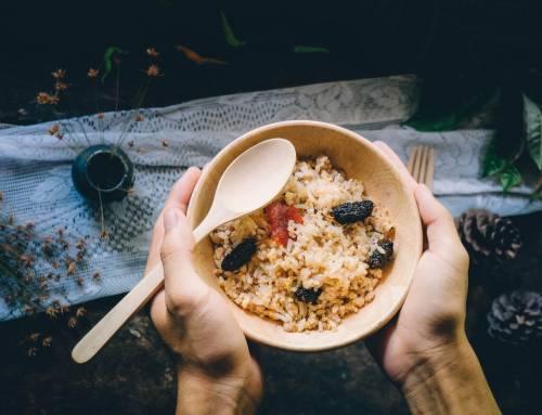 Nervennahrung – Gesunde Ernährung gegen Stress