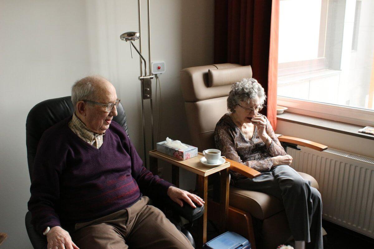Dienstleistungen für Senioren