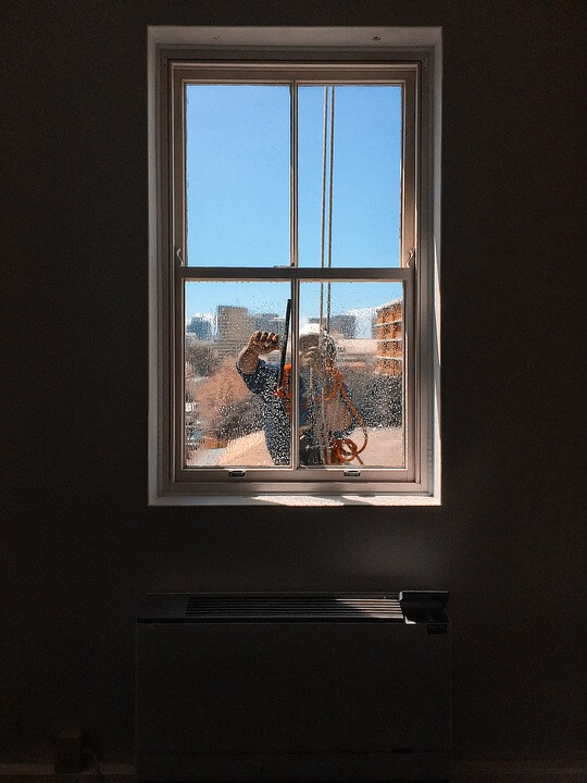 Fensterputzer Greven