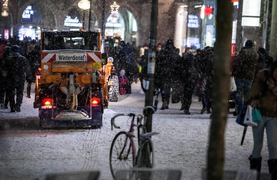 Winterdienst Steinfurt
