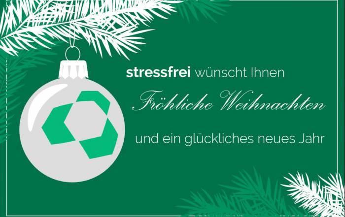 stressfreie Weihnachten