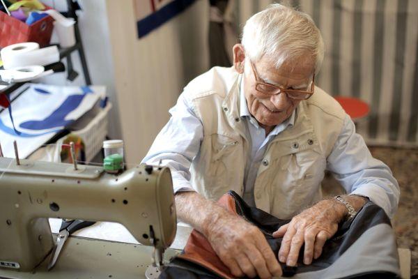 Arbeiten als Rentner